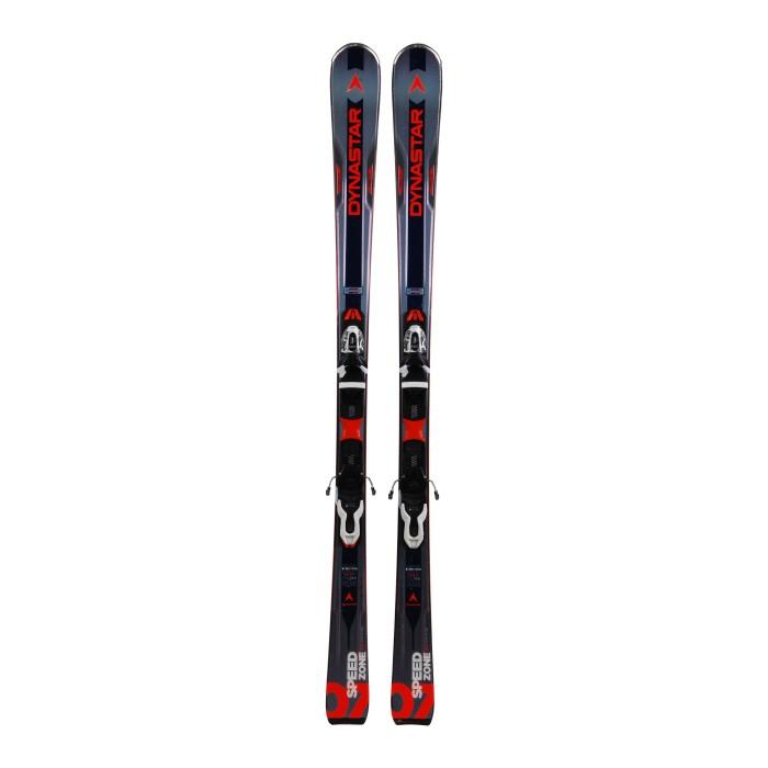 Gebrauchte Ski Dynastar SPEED ZONE 07 grau + Befestigungen