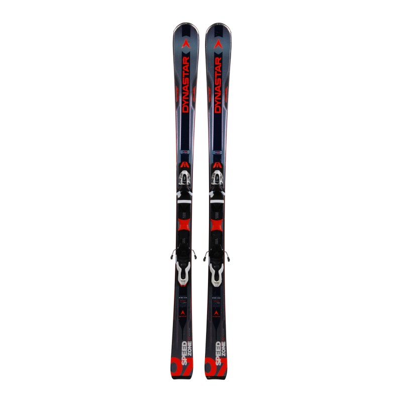 Ski occasion Dynastar SPEED ZONE 07 gris + fixations qualité A