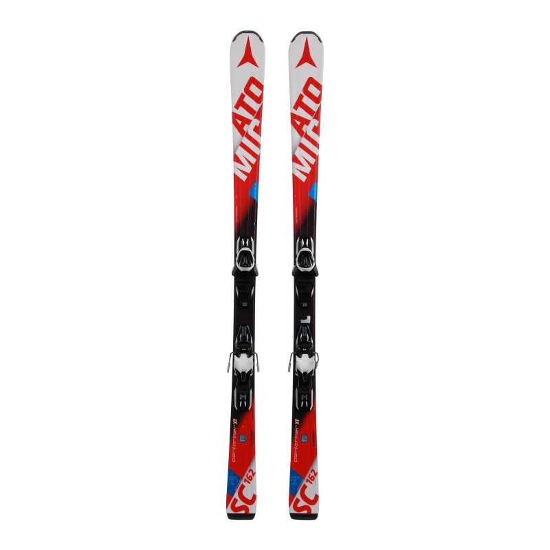 Ski used Atomic Performer XT SC - bindings