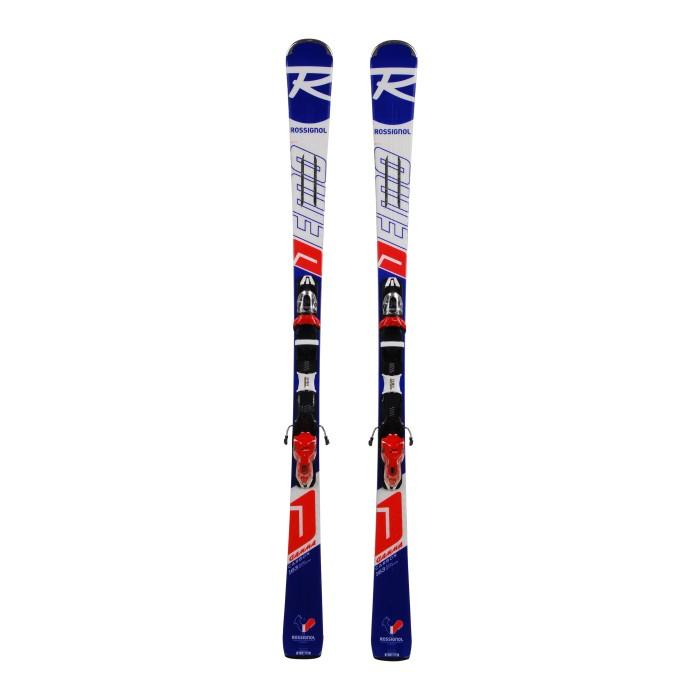 Ski Rossignol Demo Gamma Carbon occasion + fixations