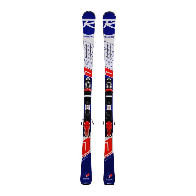 Ski Rossignol Demo Gamma Carbon Opportunity - bindings