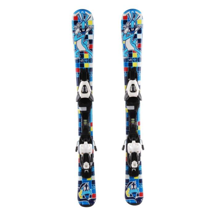 Ski junior opportunity Tecno pro Looney Tunes Active Snow - bindings