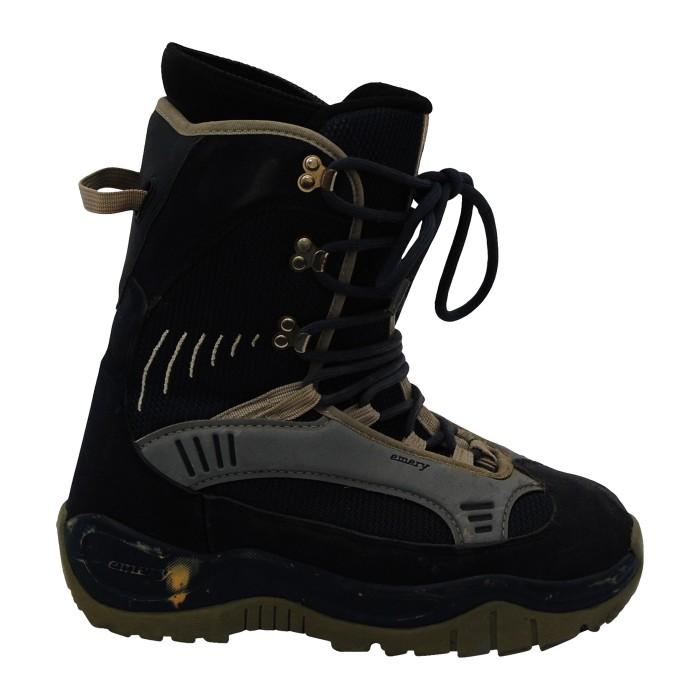 Boots Gelegenheit Emery blau/grau