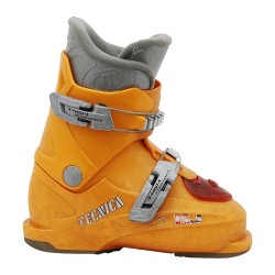 Chaussure de ski Occasion Junior Tecnica RJ orange