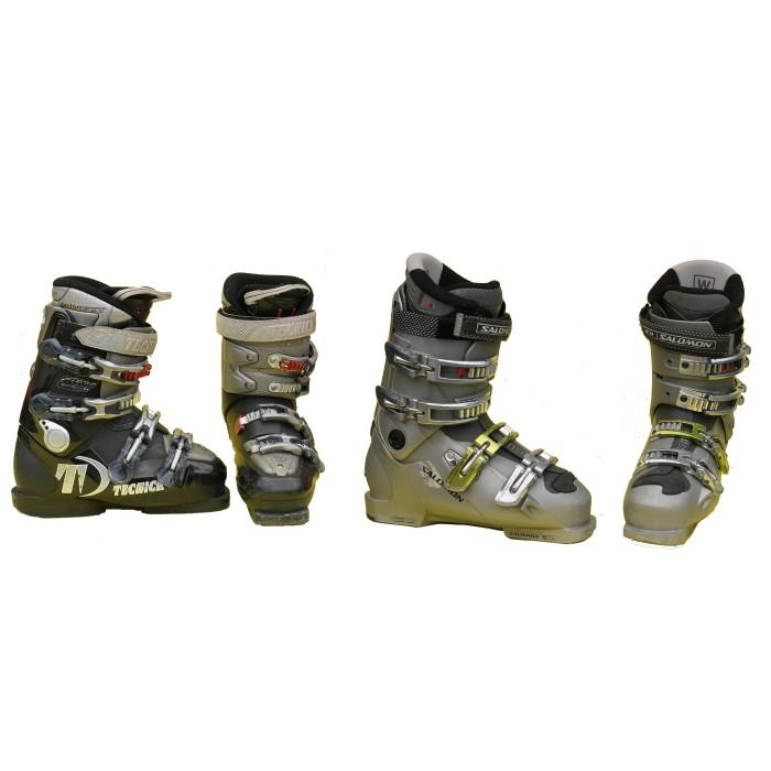 Schuh Ski Gebraucht alle Modelle DAMEN