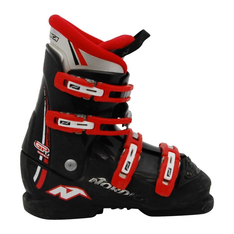 chaussure de ski occasion junior Nordica GP TJ noir