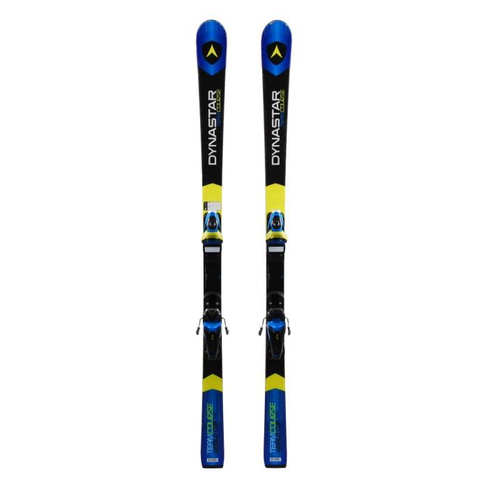 Ski occasion junior Dynastar Team Course WC + fixations