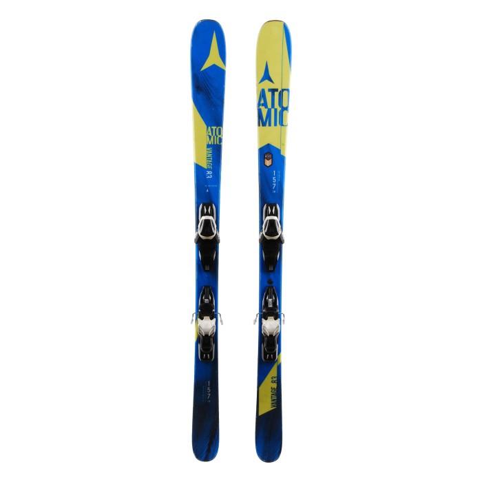 Ski Atomic Vantage 83R gebraucht + Befestigungen