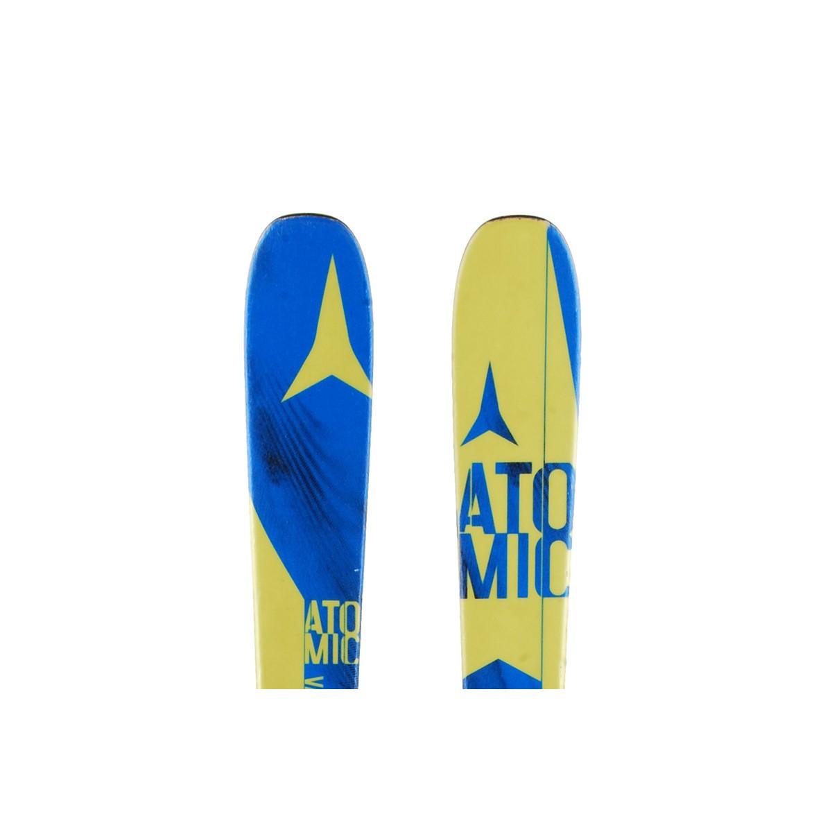 Ski-Atomic-Vantage-83R-occasion-fixations miniature 7