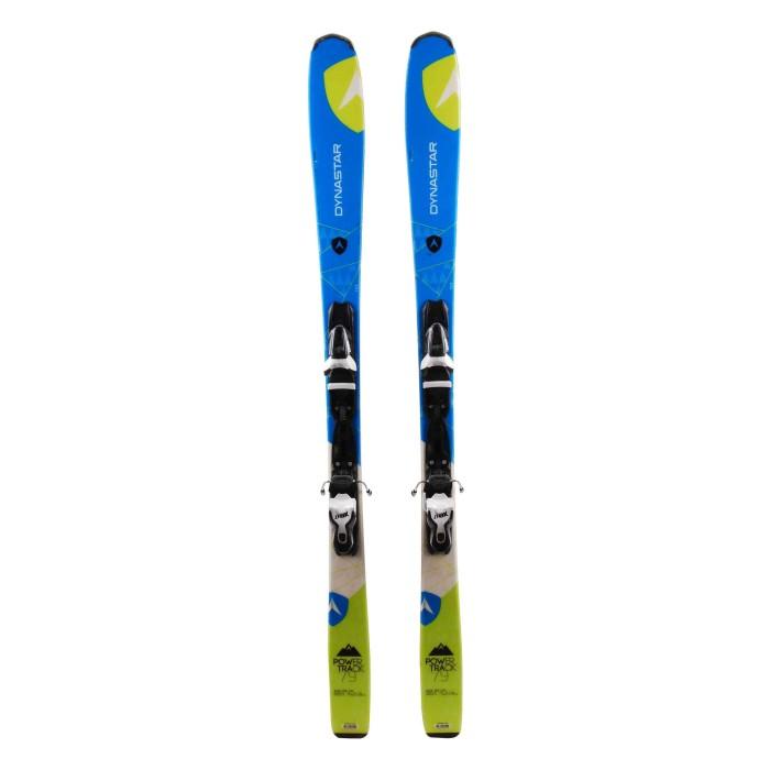 Ski used Dynastar Powertrack 79 - bindings