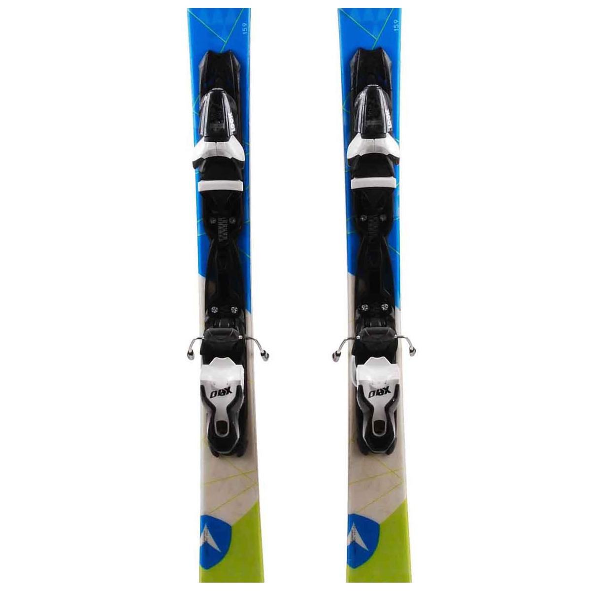 Ski-occasion-Dynastar-Powertrack-79-fixations miniature 4