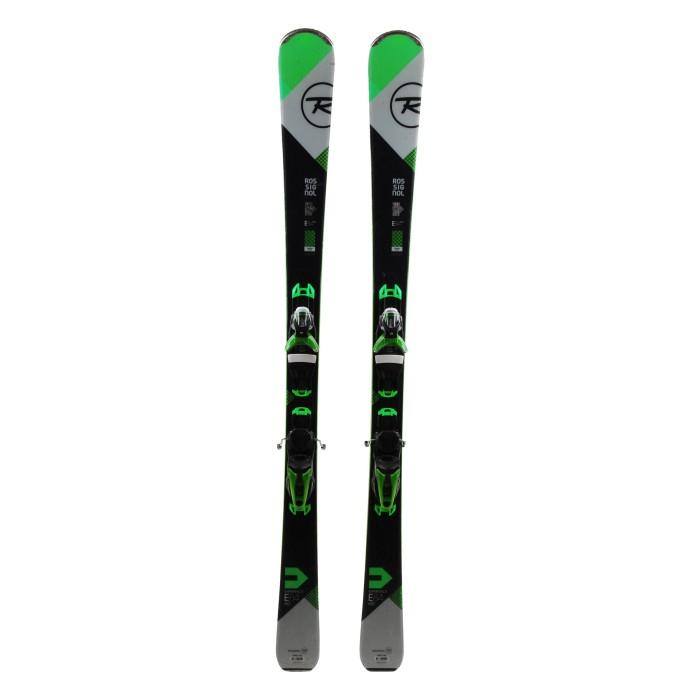 Ski Rossignol Experience E84 HD occasion + fixations