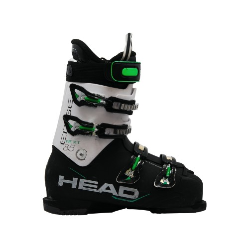 Chaussure de ski occasion Head edge next 85 noir/blanc