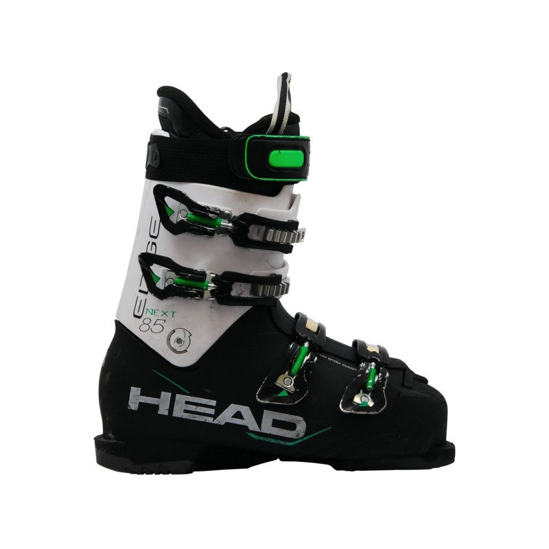 Chaussure de ski occasion Head edge next 85 noir/blanc - Qualité A