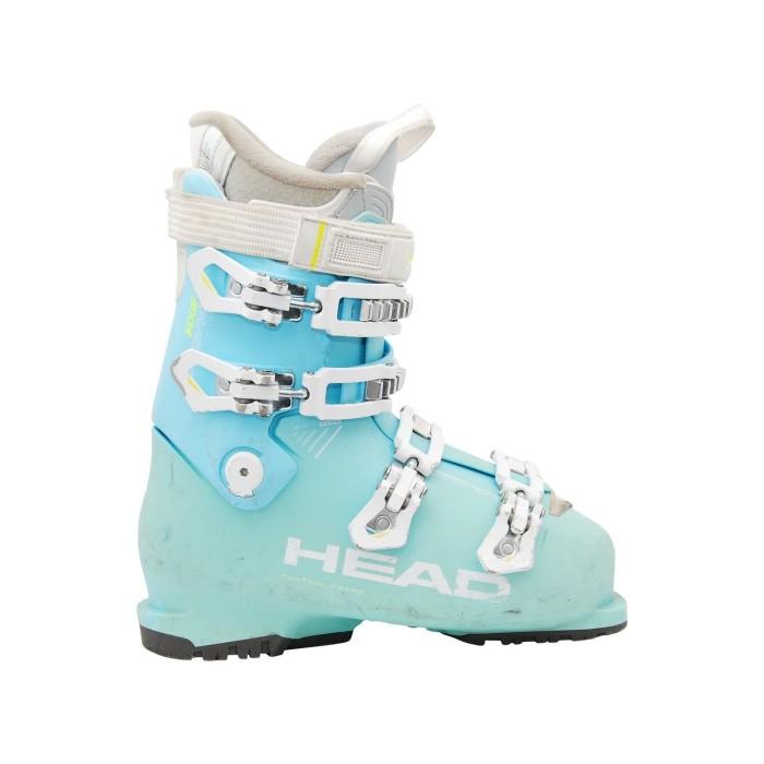 Skischuh gebraucht Head advant edge 75 blau