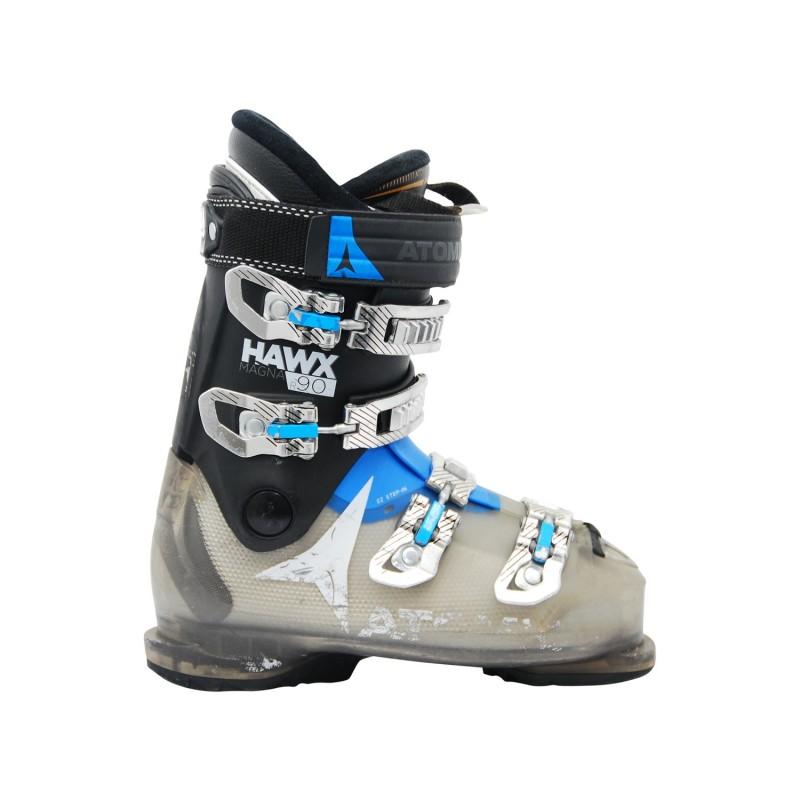 Chaussures de ski occasion Atomic hawx magna R 90 - Qualité A