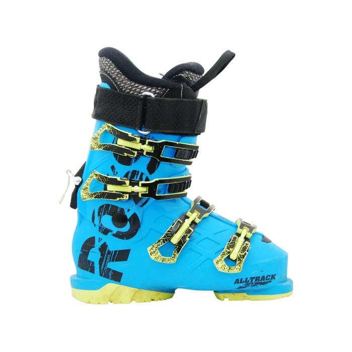 Chaussure de ski junior occasion Rossignol Alltrack bleu