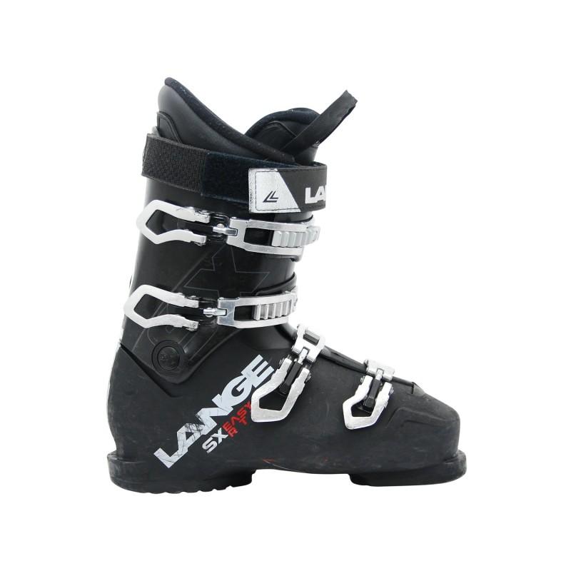 Chaussure de Ski Occasion Lange SX easy RT noir - Qualité A