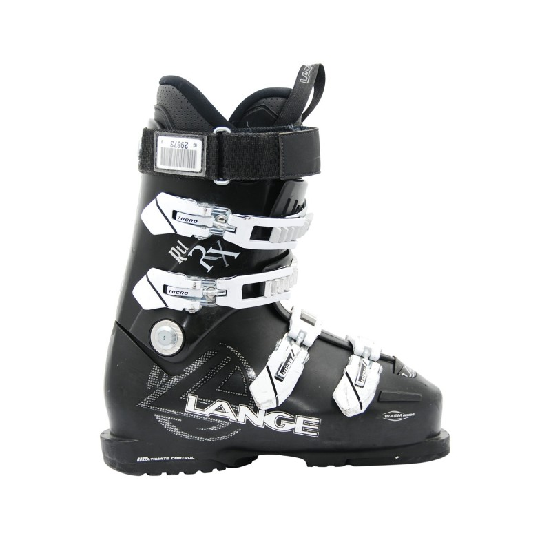 Chaussure de Ski Occasion Lange RX RTL W noir - Qualité A