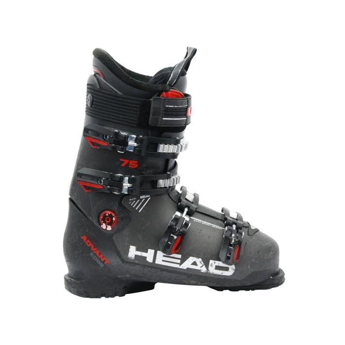 Cabeza usada bota de esquí advant edge 75