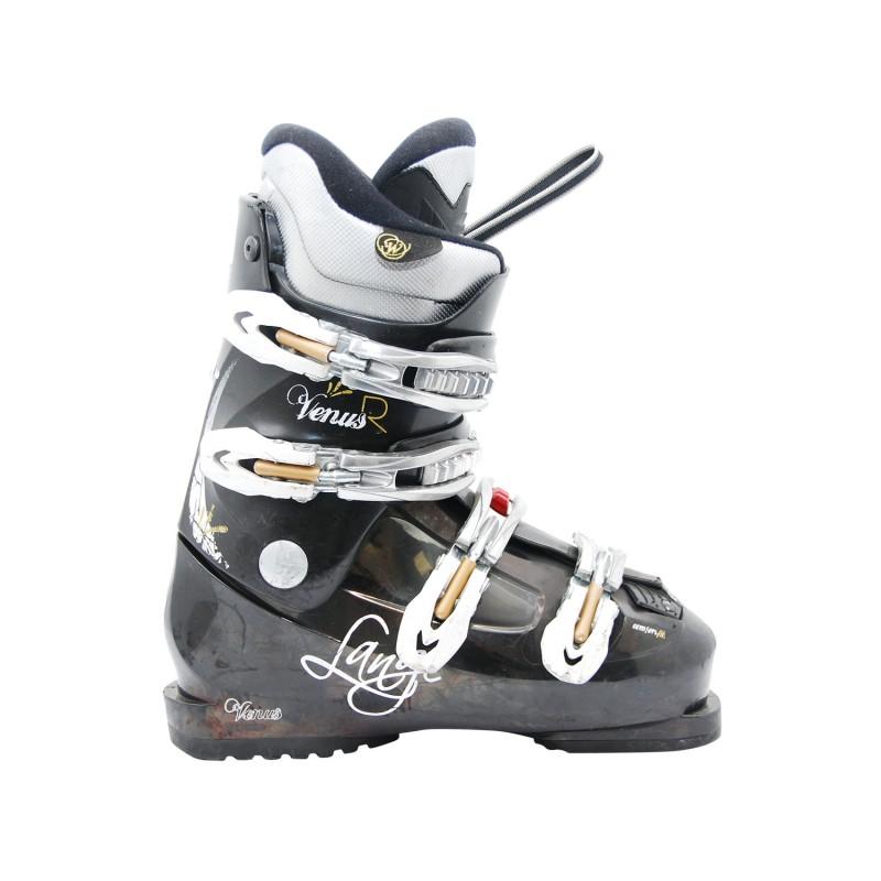 Chaussure de Ski Occasion Lange exclusive/ venus /speed R noir - Qualité A