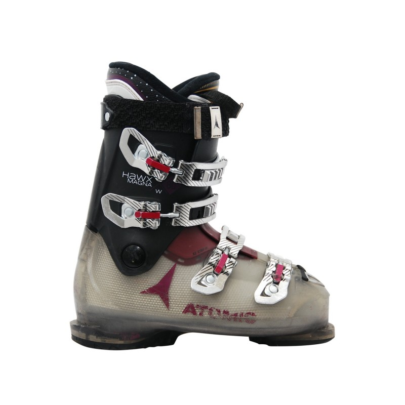 Chaussures de ski occasion Atomic hawx magna R 80 W - Qualité A