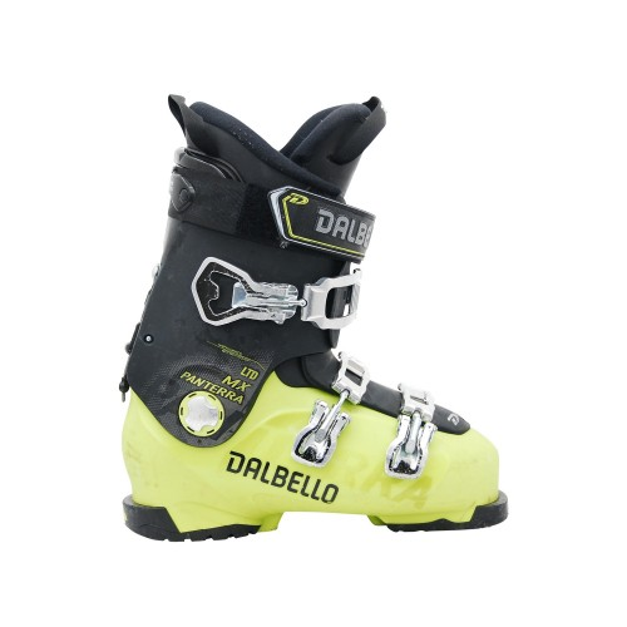 Dalbello Panterra MX LTD botas de esquí usadas en verde y negro