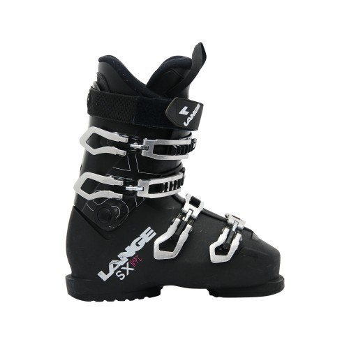 Zapato de esquí negro Lange SX fácil RTL W