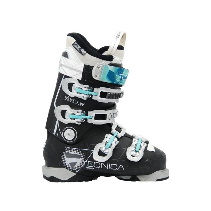 Chaussure de ski occasion Tecnica Mach 1 w noire