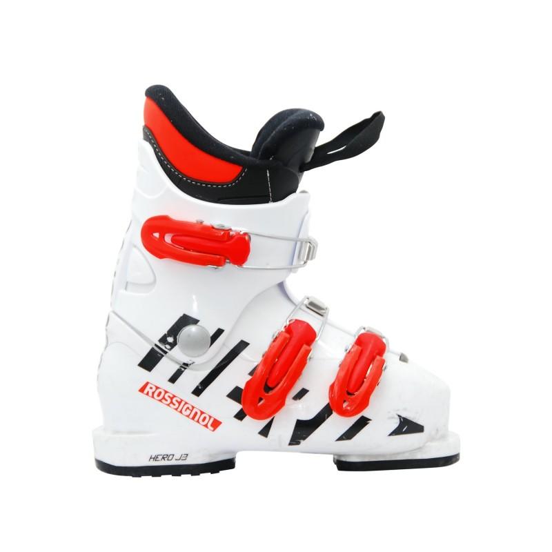 Chaussure de ski occasion junior Rossignol Hero JR - Qualité A