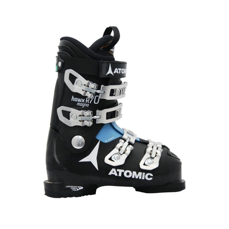 Chaussures de ski occasion Atomic hawx magna r70w - Qualité A