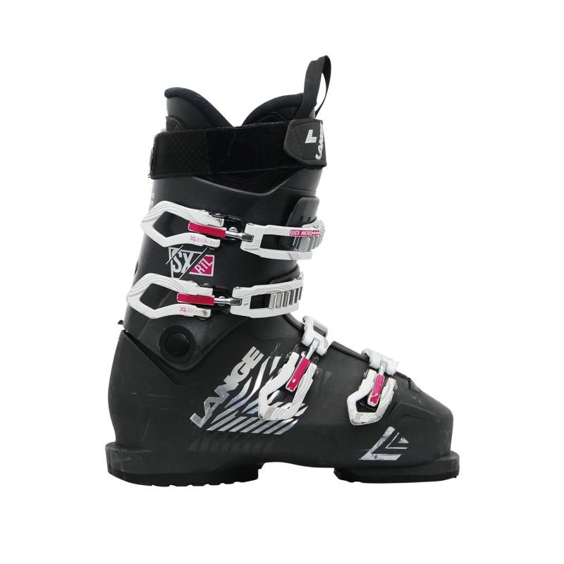 Chaussure de Ski Occasion Lange SX RTL W noir - Qualité A