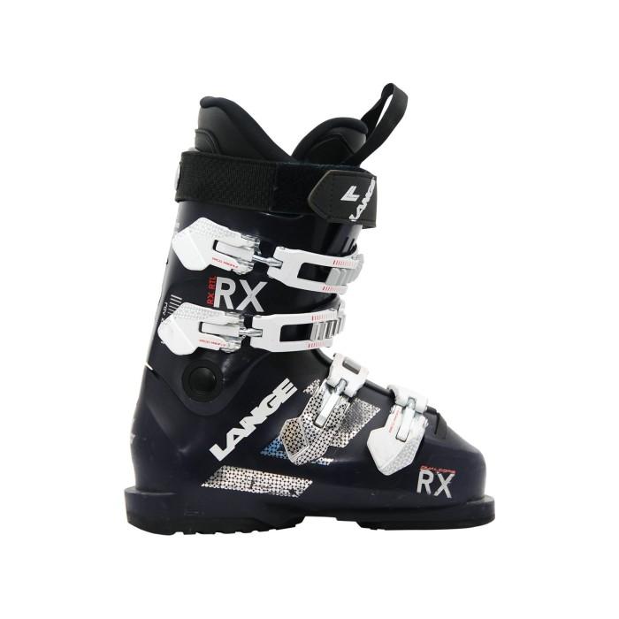 Chaussure de ski occasion Lange RX RTL bleu nuit
