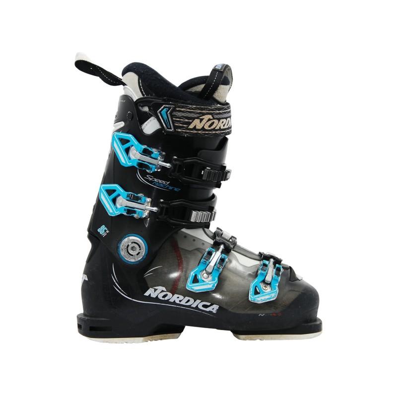 Chaussure ski occasion Nordica Sportmachine 95R X noir bleu - Qualité A