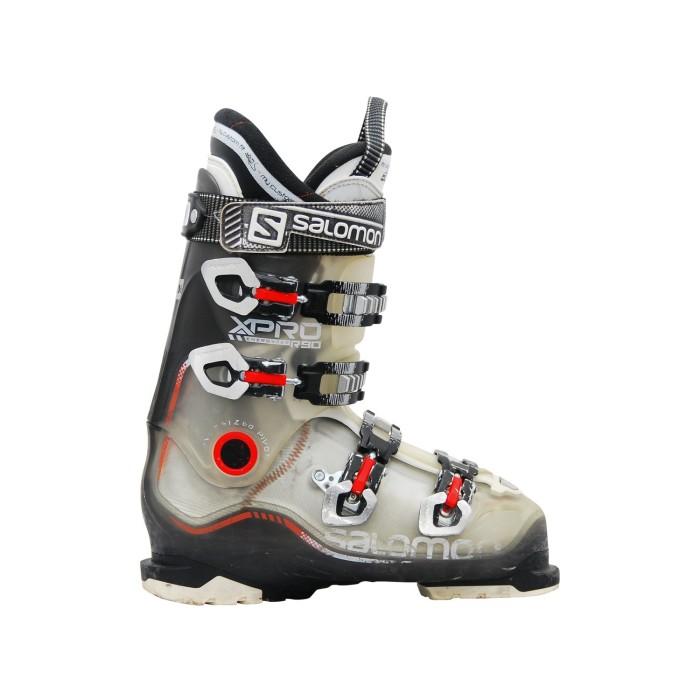 Salomon x pro r 90 botas de esquí naranja translúcido