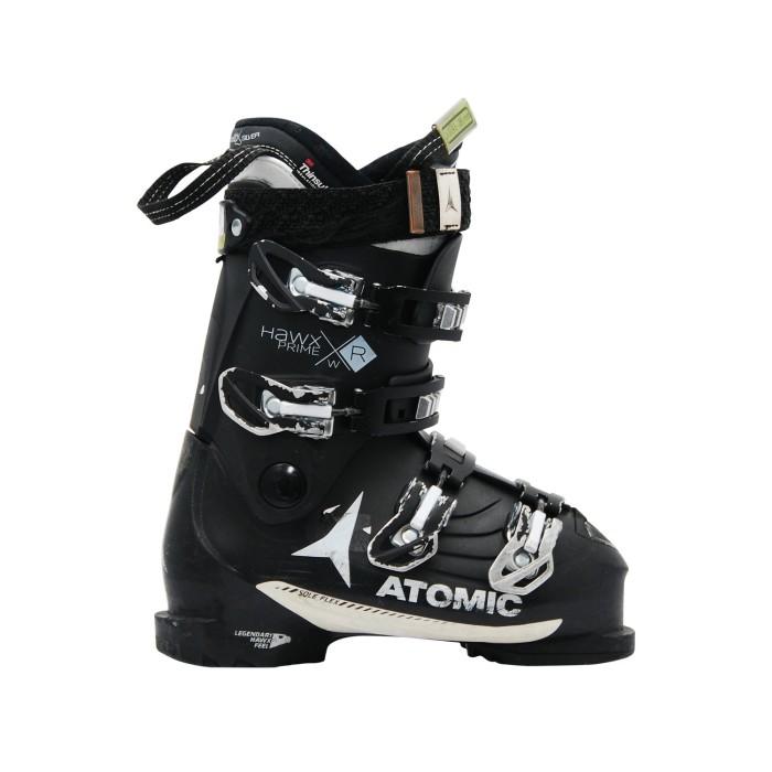 Gebrauchte Skischuhe Atomic hawx Prime RW Schwarz