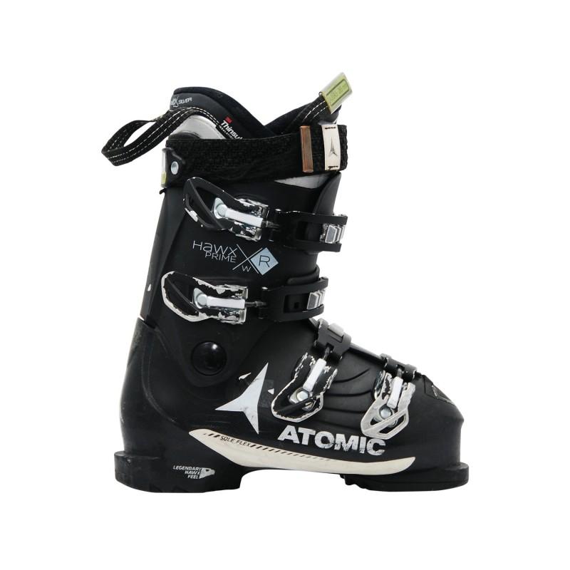 Chaussures de ski occasion Atomic hawx Prime RW noir - Qualité A