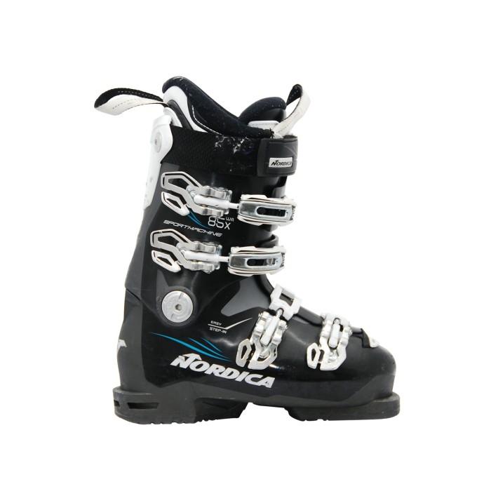 Chaussure ski occasion Nordica Sportmachine 85x WR noir