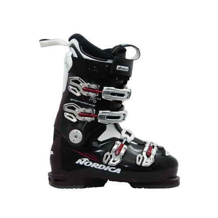 Nordica Sportmachine 75 wr used ski shoe