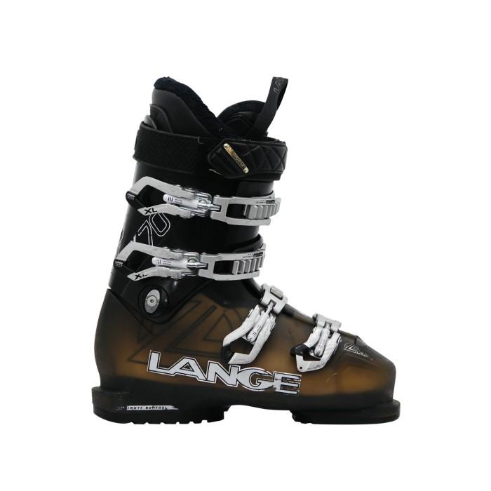 Lange SX 70 w zapato de esquí de oportunidad negro