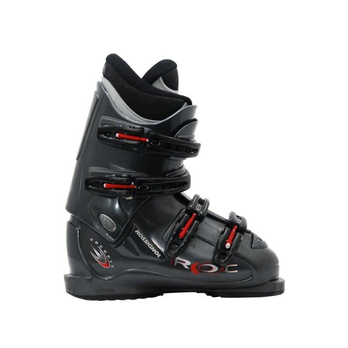 Skischuh Rossignol Roc schwarz