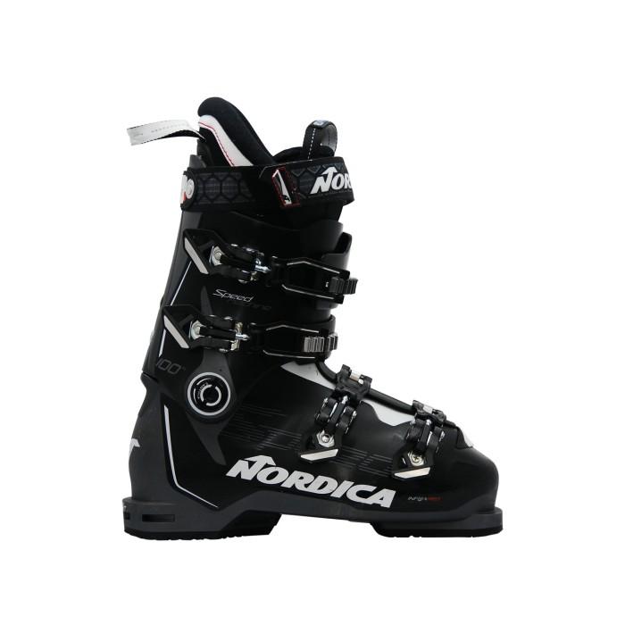 Schuh Alpine Gelegenheit NORDICA Speedmachine 100 r schwarz