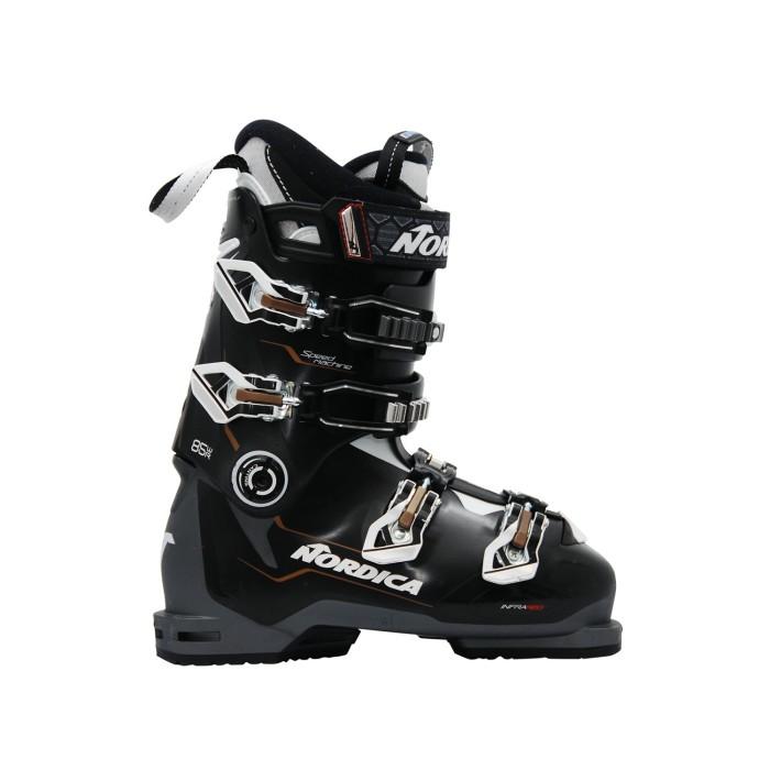 Schuh Alpine Ski gebraucht NORDICA Speedmachine 85 rw schwarz
