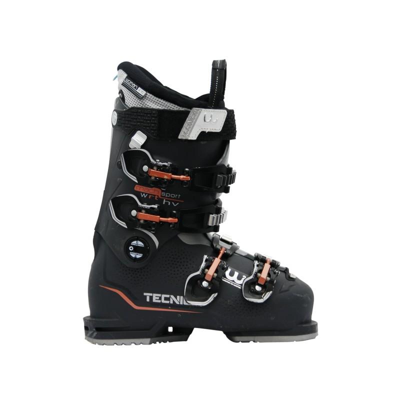 Chaussure de Ski Occasion Tecnica Mach sport W RT HV noir - Qualité A