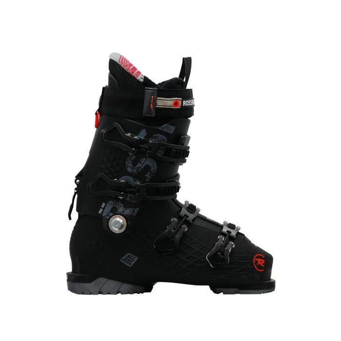 Erwachsene Skischuhe Rossignol Alltrack pro 100 schwarz