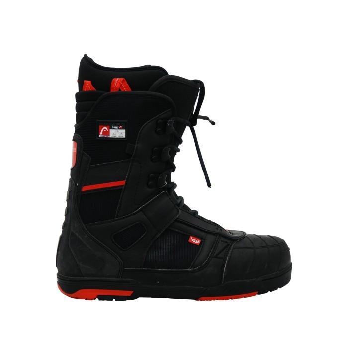 Boots Anlass Head 500 Schwarz