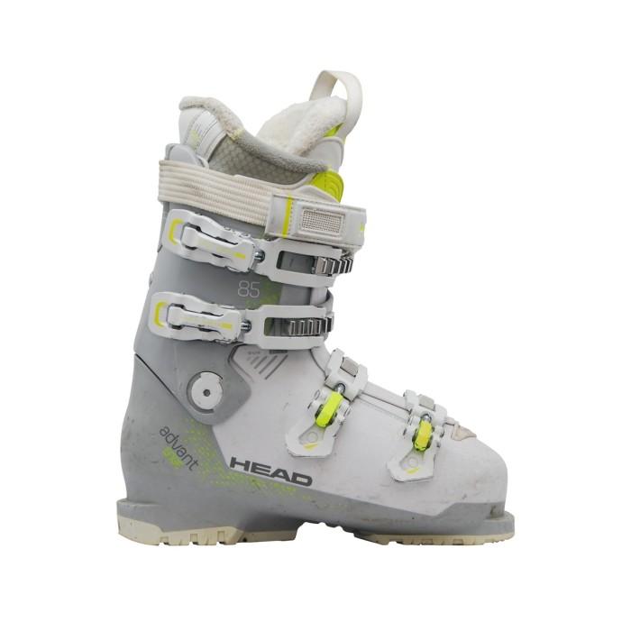 Cabeza usada bota de esquí advant edge 85 w