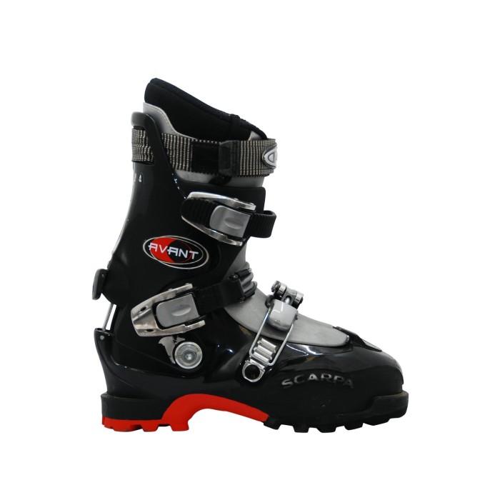 Chaussure ski de randonnée occasion Scarpa Avant lady
