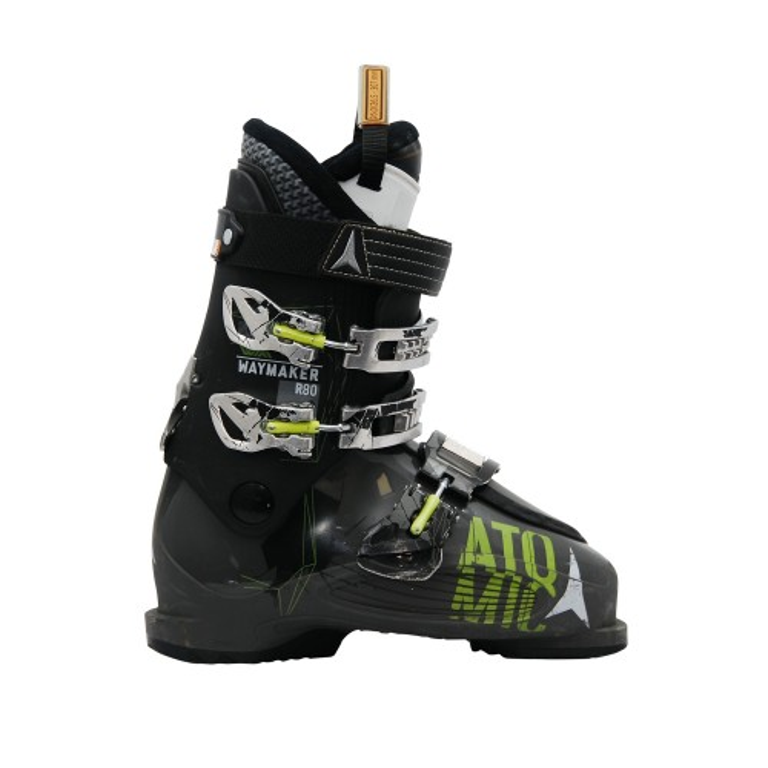 Atomic waymaker r80 used ski boots