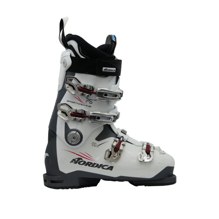 Nordica sportmachine 75 wr zapato de esquí blanco